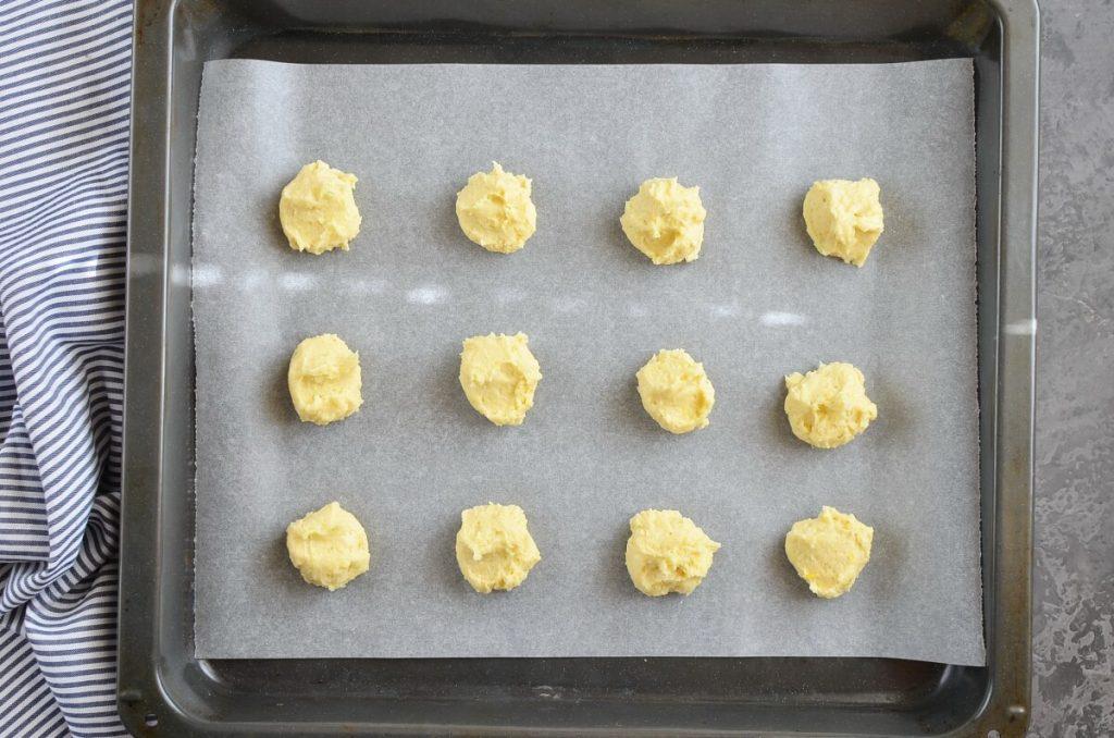 Lemon and Lime Cookie Crisps recipe - step 5