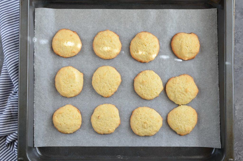 Lemon and Lime Cookie Crisps recipe - step 6