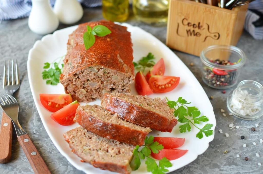 How to serve Meatloaf Recipe with the Best Glaze