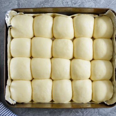 Parker House Rolls recipe - step 7