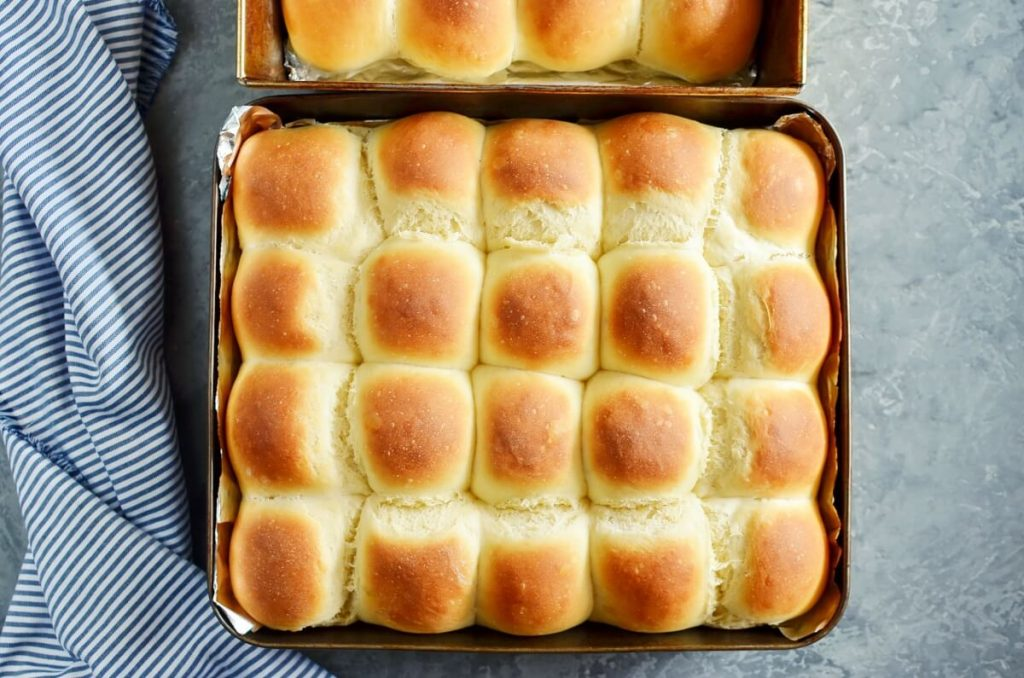 Parker House Rolls recipe - step 9