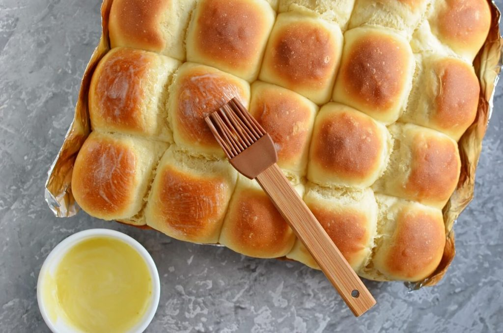 Parker House Rolls recipe - step 10
