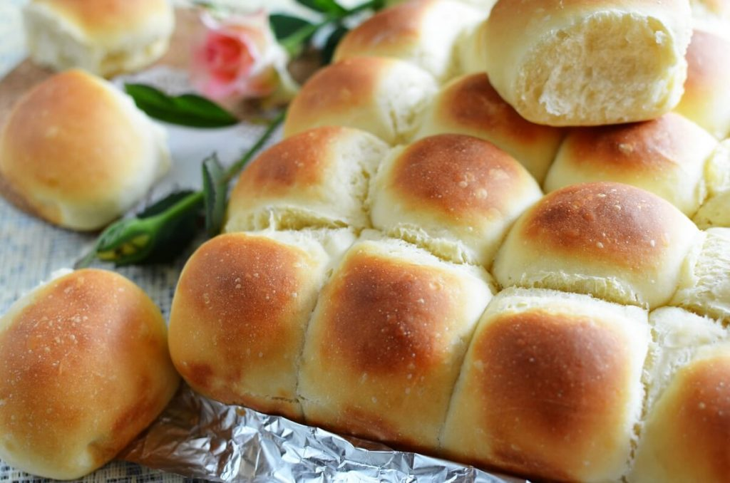 How to serve Parker House Rolls
