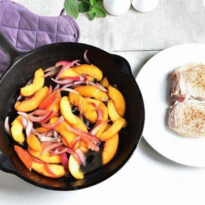 Peach Pork Chops recipe - step 5