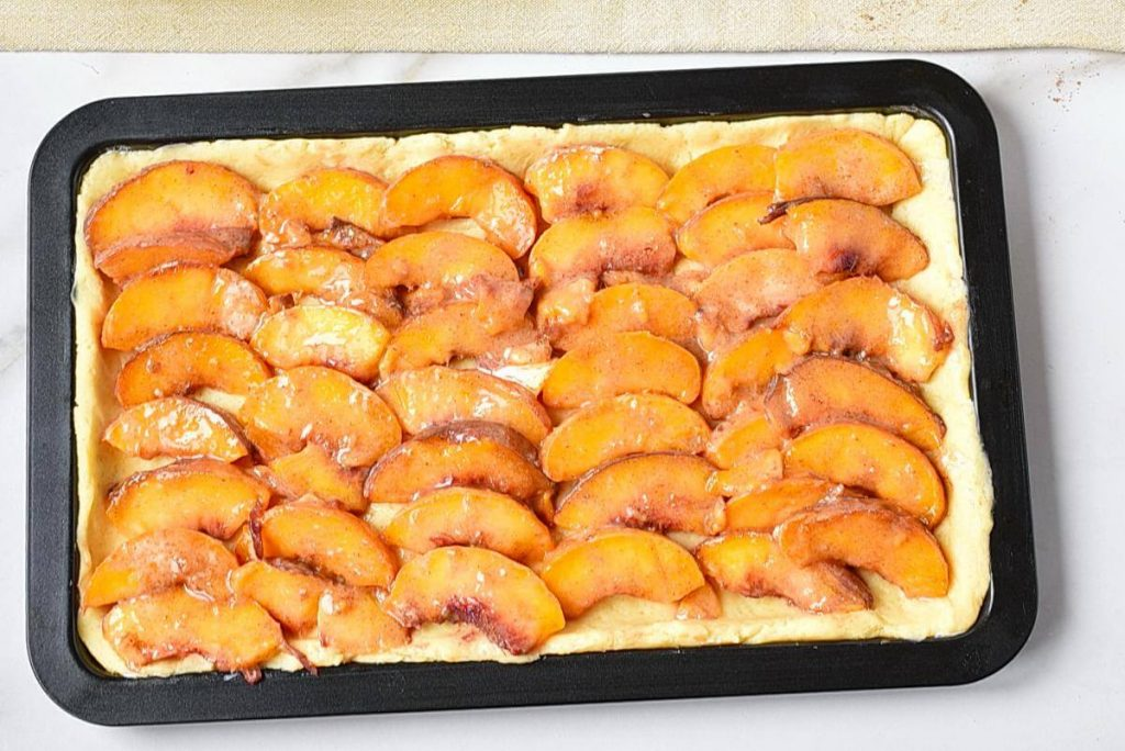 Peach Streusel Slab Pie recipe - step 6