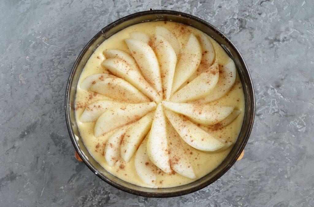 Pear Yogurt Cake recipe - step 5