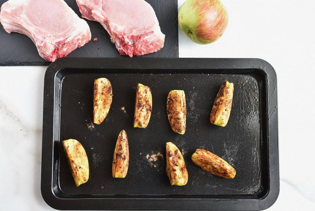 Pork Chops and Apples recipe - step 2