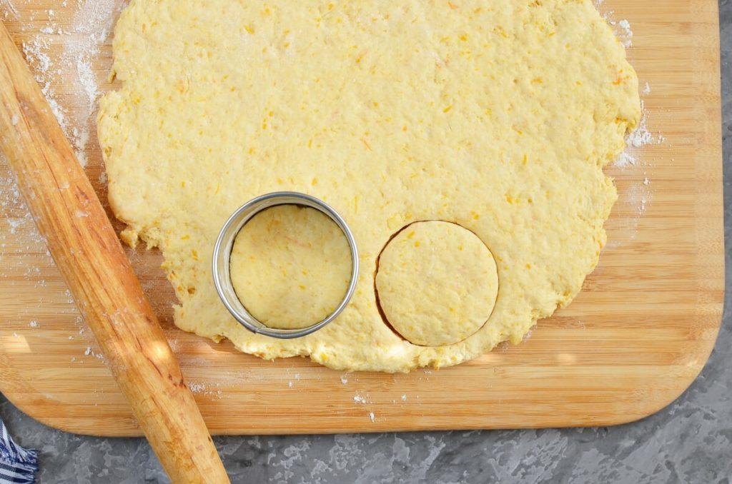 Pumpkin & Cheese Scones recipe - step 7