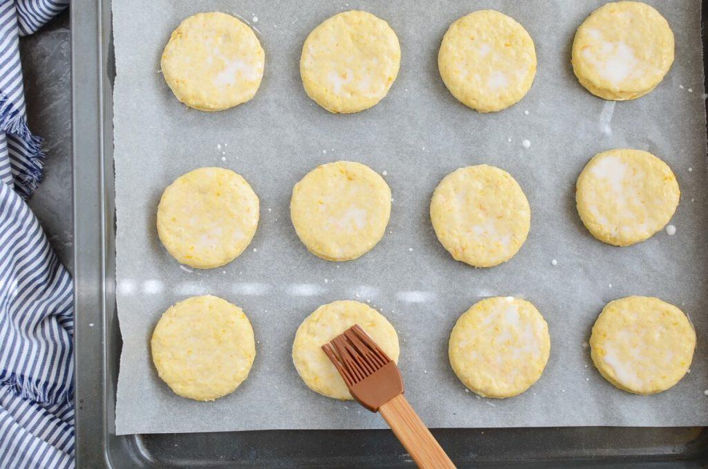 Pumpkin & Cheese Scones recipe - step 8