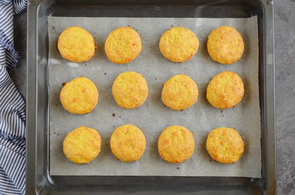 Pumpkin & Cheese Scones recipe - step 9