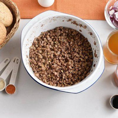 Vegan Sloppy Joes recipe - step 1