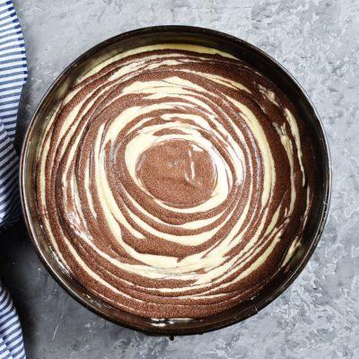 The Best Zebra Cake recipe - step 7