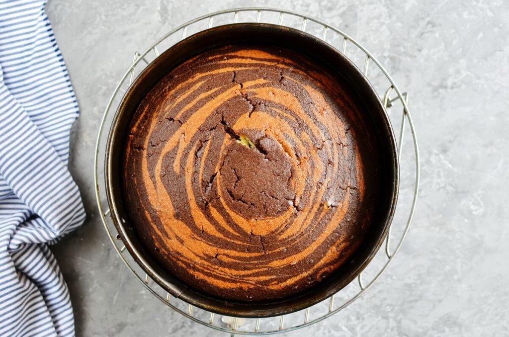 The Best Zebra Cake recipe - step 9