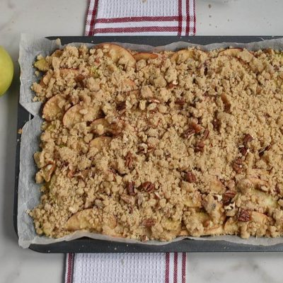 Apple Pie Bars recipe - step 6