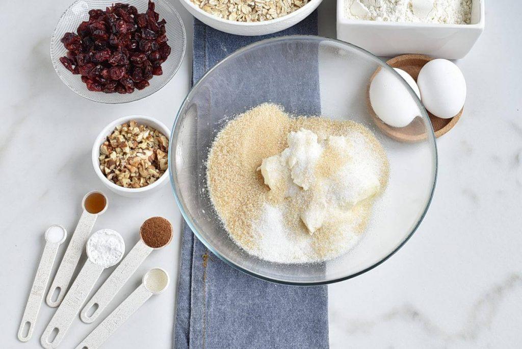 Autumn Harvest Cookies recipe - step 2