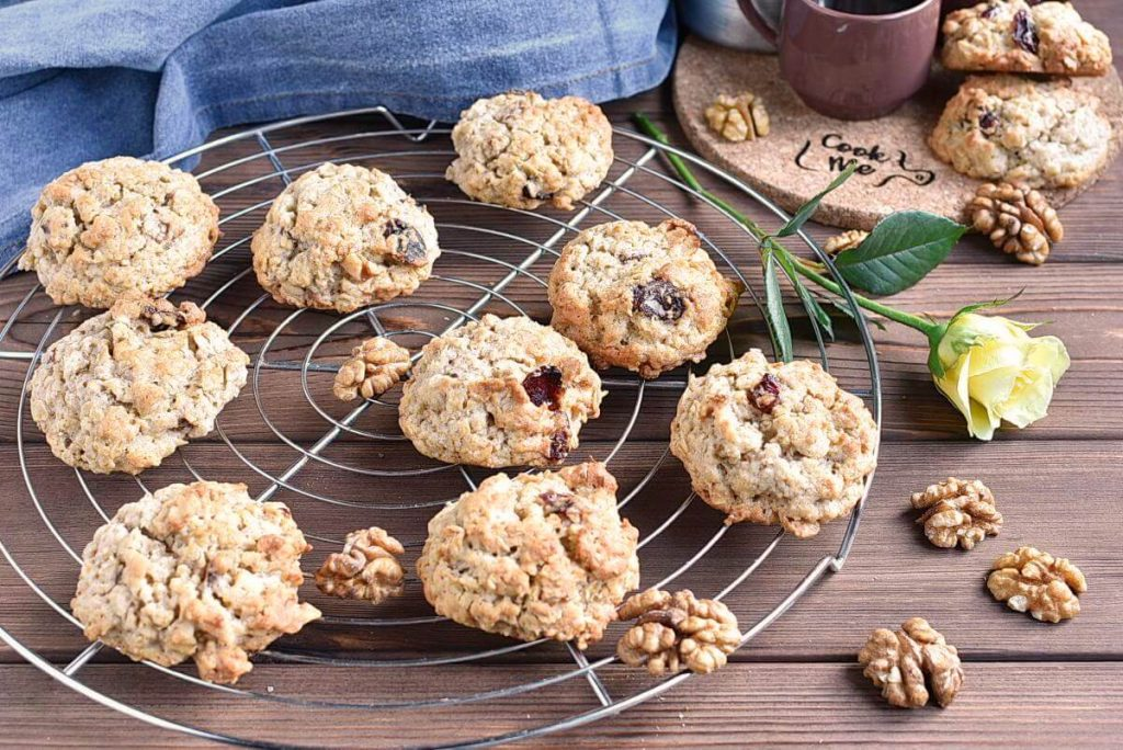 Autumn Harvest Cookies Recipes–Homemade Autumn Harvest Cookies–Easy Autumn Harvest Cookies