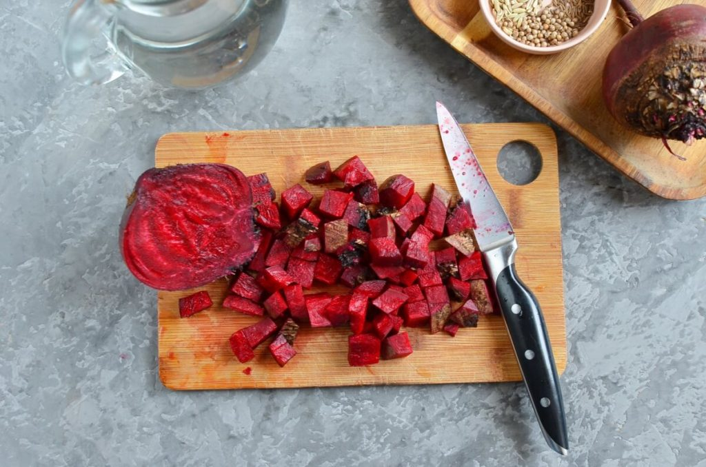 Fermented Beet Kvass recipe - step 1
