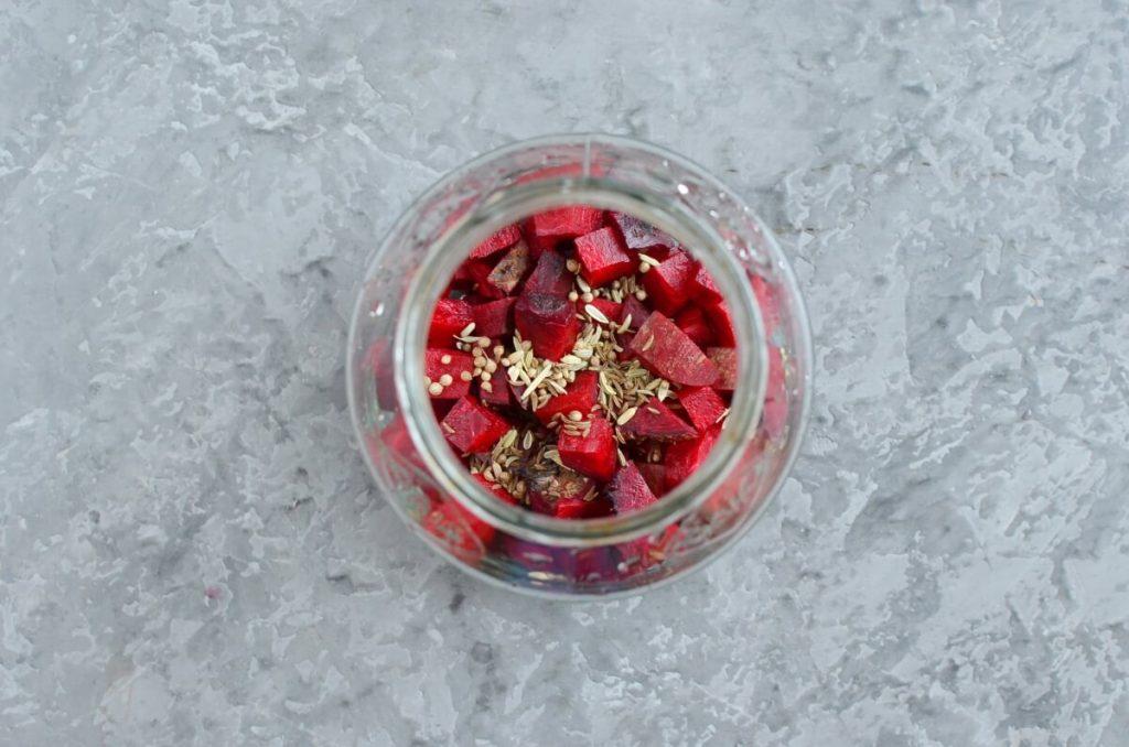 Fermented Beet Kvass recipe - step 2