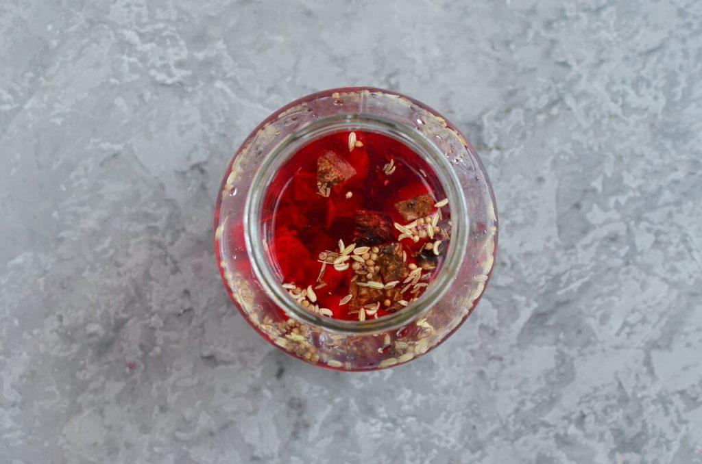 Fermented Beet Kvass recipe - step 3