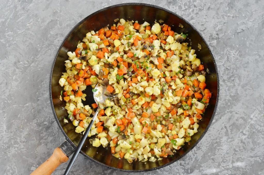 Best-Ever Cauliflower Stuffing (Keto) recipe - step 6