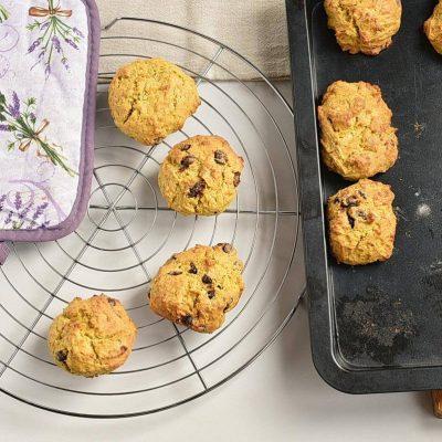 Chocolate Pumpkin Cookies recipe - step 5