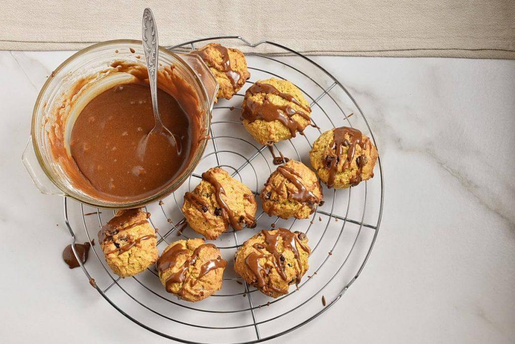 Chocolate Pumpkin Cookies recipe - step 7