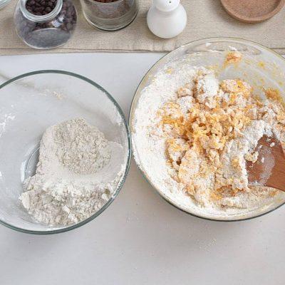 Chocolate Pumpkin Cookies recipe - step 4