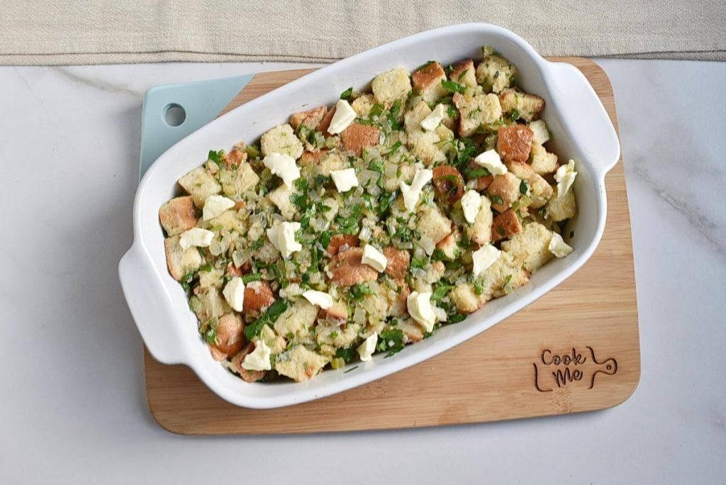 Classic Traditional Thanksgiving Stuffing recipe - step 9