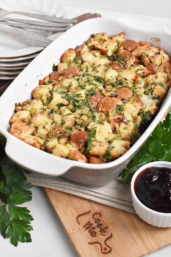 The best stuffing this Thanksgiving