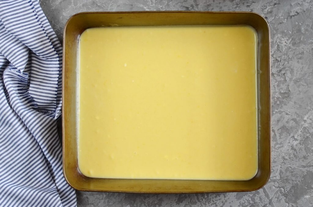 Concord Grape Cornmeal Cake recipe - step 6