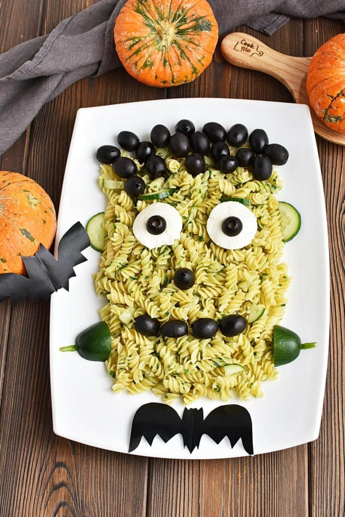 Awesome Halloween pasta