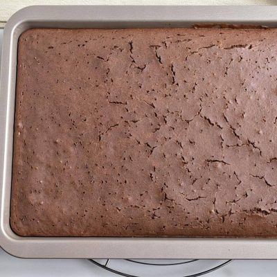 German Chocolate Sheet Cake recipe - step 2