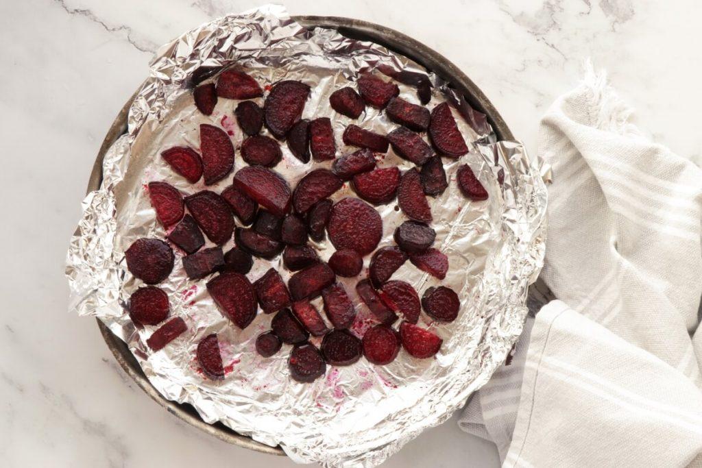 Green Bean Salad with Balsamic Basil Vinaigrette recipe - step 3