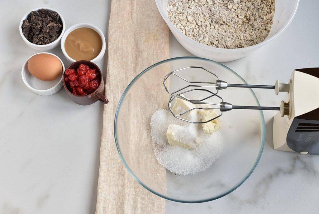 Healthy Oatmeal Cherry Cookies recipe - step 3