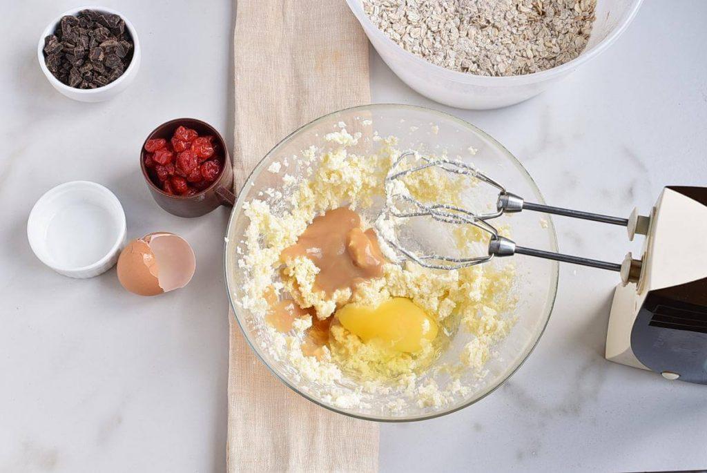 Healthy Oatmeal Cherry Cookies recipe - step 4