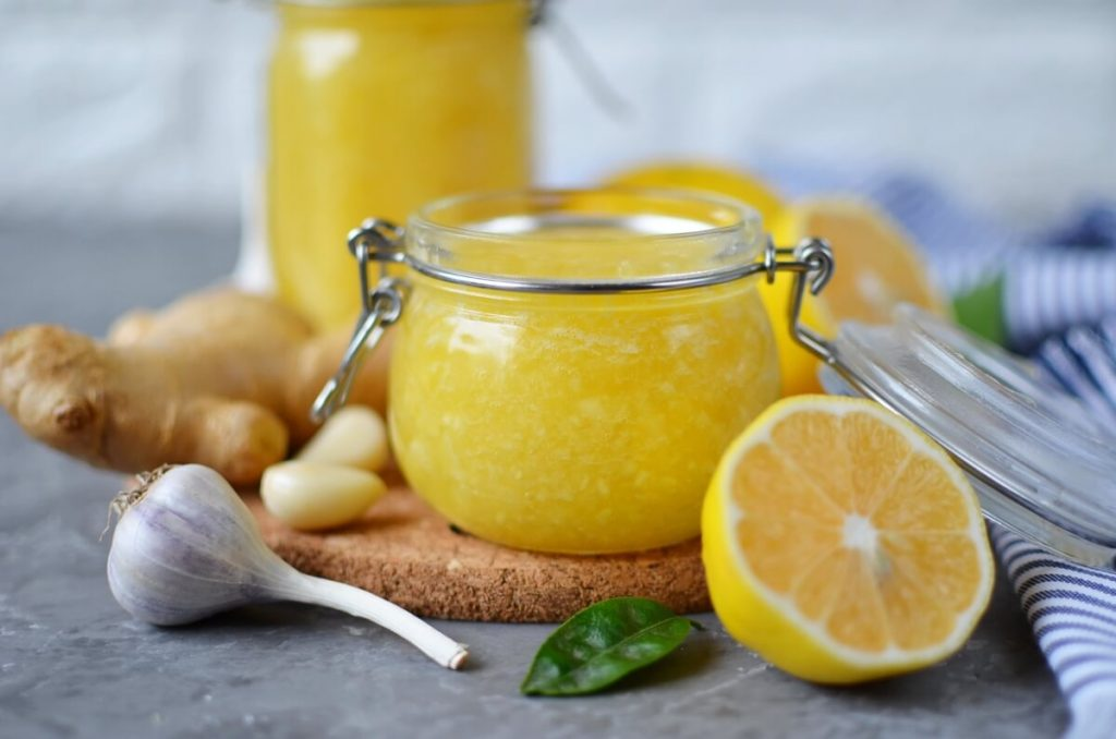 How to serve Immune Boosting Tonic