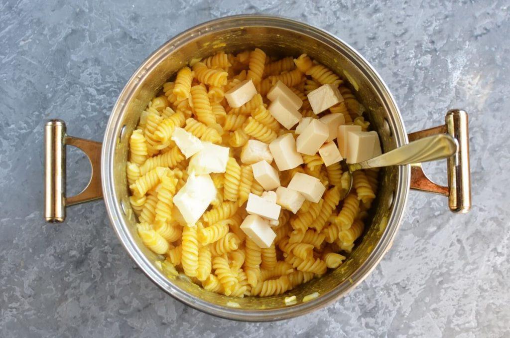One Pot Cheesy Pumpkin Pasta recipe - step 4
