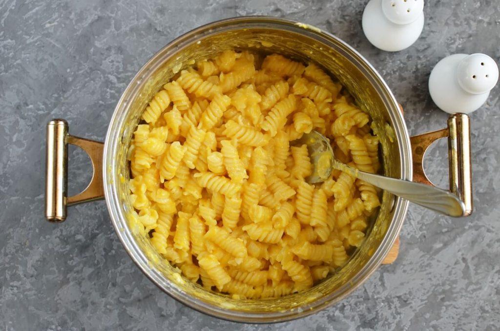 One Pot Cheesy Pumpkin Pasta recipe - step 5