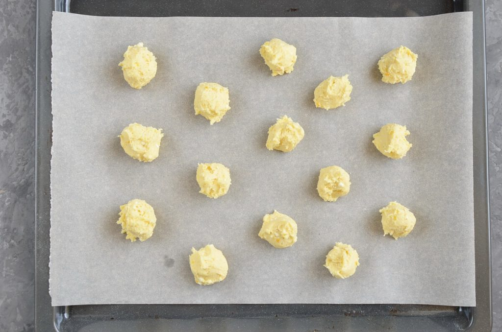 Orange Ricotta Cookies recipe - step 7