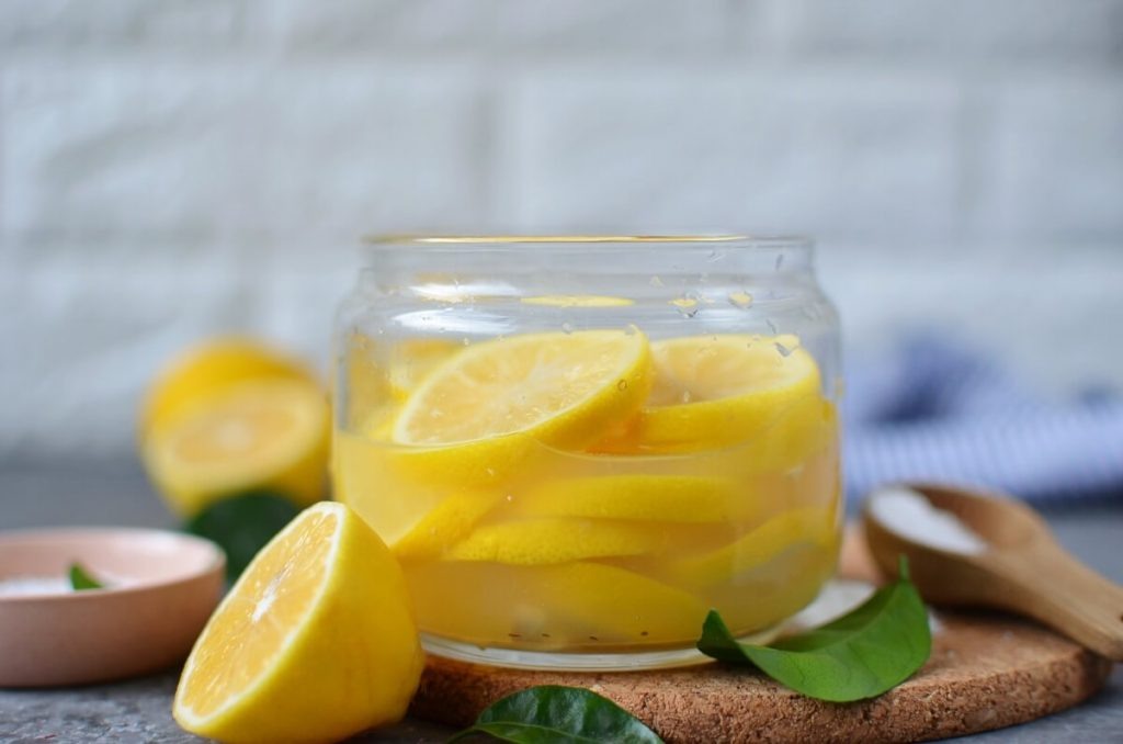 How to serve Preserved Lemons