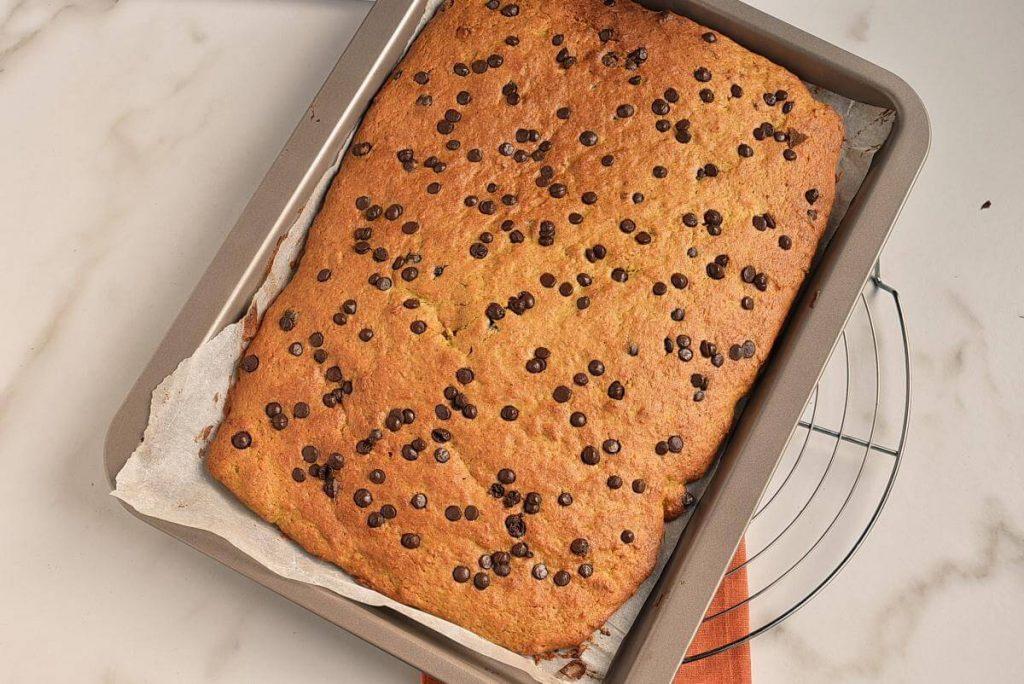 Pumpkin Chocolate Chip Bars recipe - step 8