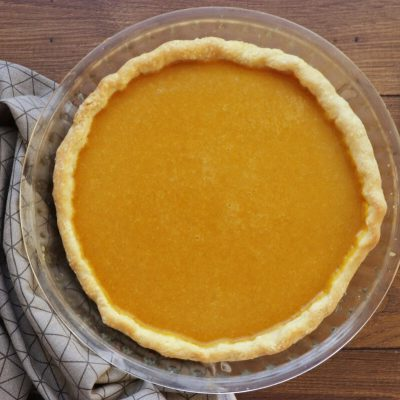 Pumpkin Cut-Out Pie recipe - step 9