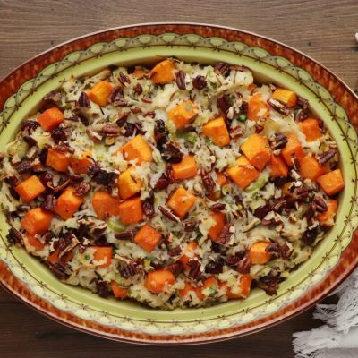 Rice Stuffing with Butternut Squash recipe - step 9