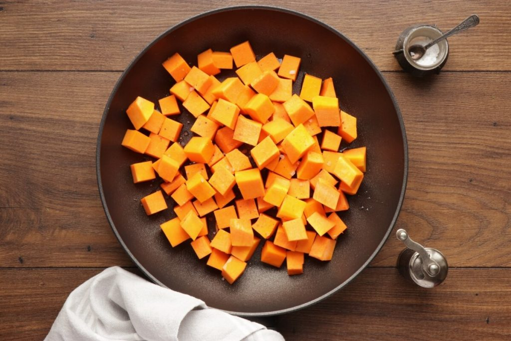 Rice Stuffing with Butternut Squash recipe - step 3