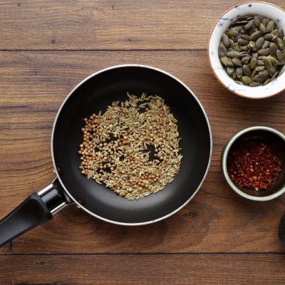 Savory Pumpkin Soup with Spice Shake recipe - step 5
