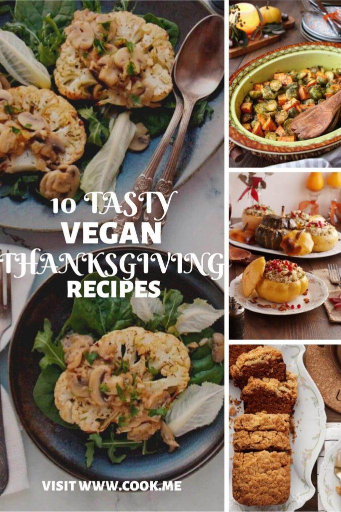 10 Tasty Vegan Thanksgiving Recipes