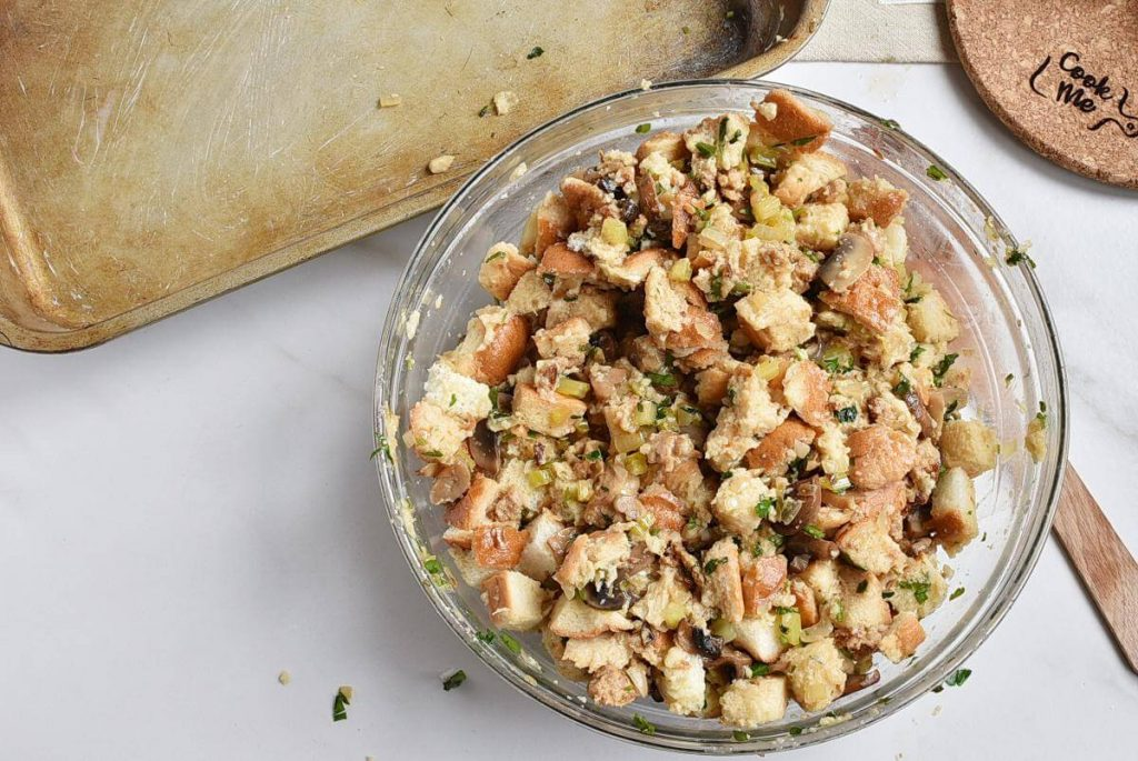 The Best Stuffing recipe - step 9