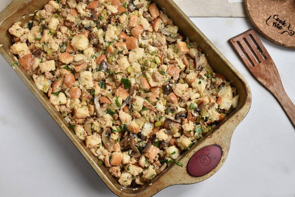 The Best Stuffing recipe - step 10