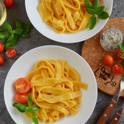 Two Ingredient Fresh Pumpkin Pasta Recipe-How To Make Two Ingredient Fresh Pumpkin Pasta-Delicious Two Ingredient Fresh Pumpkin Pasta