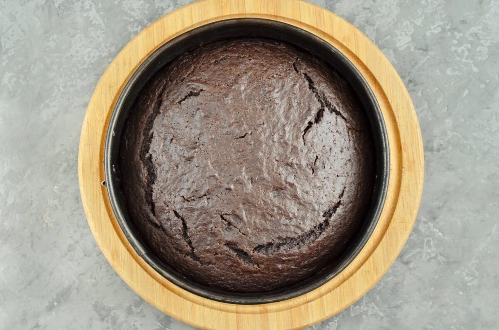 Vegan Mocha Cake recipe - step 6